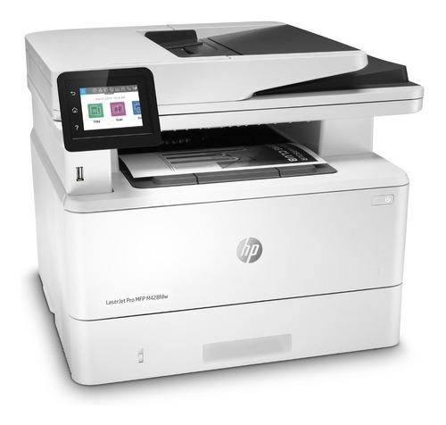 Imagen 1 de 7 de Impresora Multifuncion Laser Hp M428 Wifi Scaner Fax Duplex