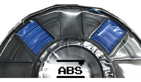 Filamento Abs Premium 1.75mm Super 1kg