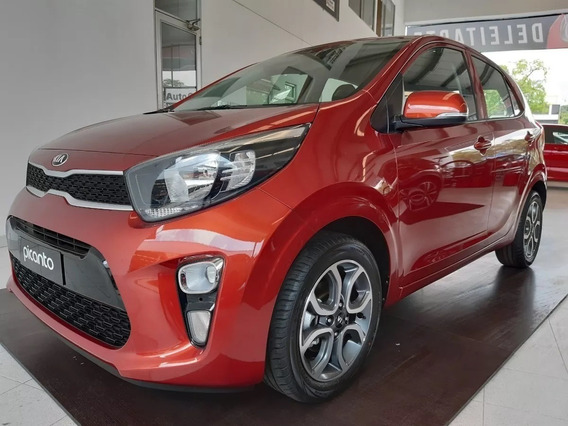 Kia All New Picanto Zenith 2020 Mt 1.2l