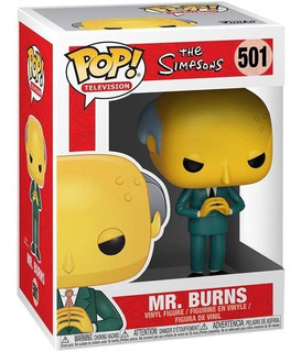 Funko Pop 501 Mr. Burns - The Simpsons