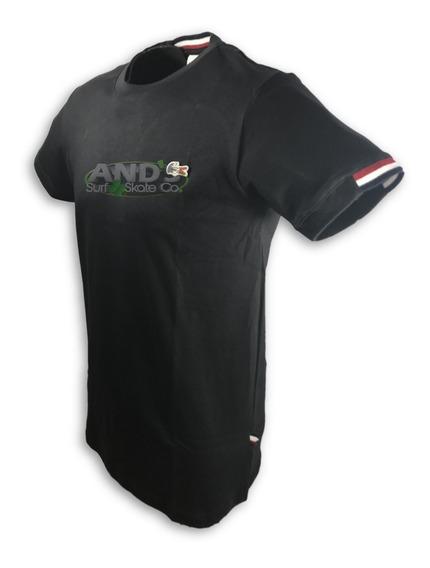 Camisetas Marcas Grif Peruana Listradas Ands Surf