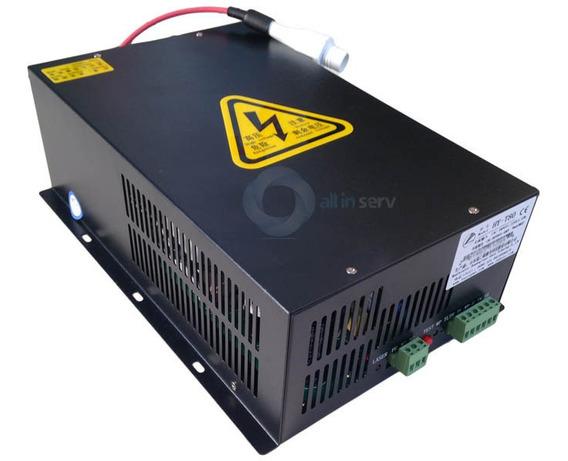 Fonte Para Tubo Laser Co2 - 80w - Para Máquina A Laser Co2