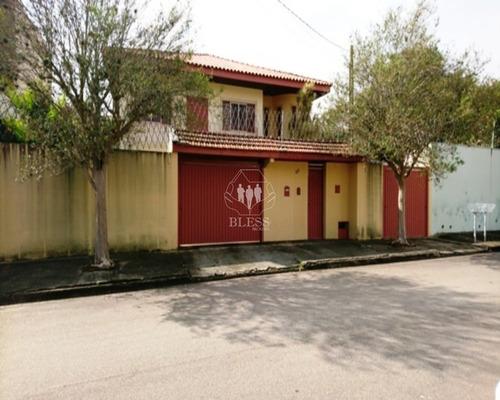 Excelente Residência À Venda, Bairro Engordadouro - Jundiaí - Sp - Ca00954 - 34003769