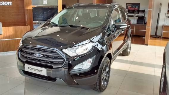 Ford Ecosport Freestyle 1.5 123cv 4x2 0km Stock Físico 02