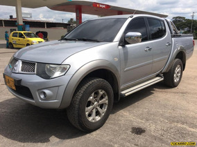 Mitsubishi L200 Sportero Superlujo At 2500cc Abs Ab Ct Tc