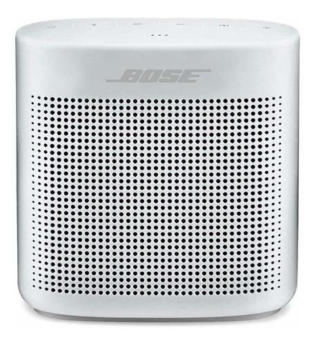 Bocina Bose SoundLink Color II portátil con bluetooth polar white