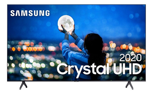 Smart Tv 65  Samsung Uhd 4k 2020 Tu7000 Crystal Display