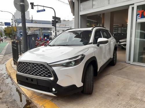 Toyota Corolla Cross 2021 Seg 2.0 - M