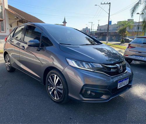 Imagem 1 de 12 de Honda Fit 2019 1.5 Exl Flex Aut. 5p