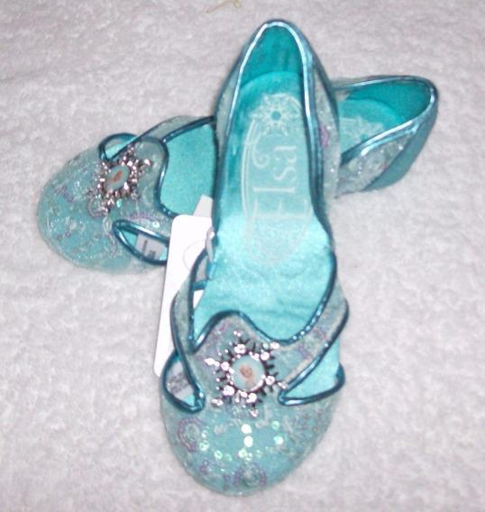 *sapato Princesa Elza Frozen Original Disney Store P/entrega