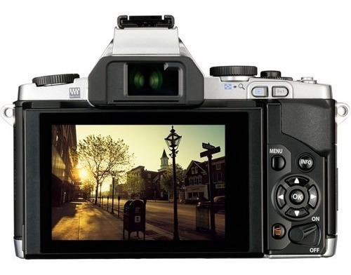 Camera Olympus Om-d E-m5 Mirrorless Com Duas Lentes