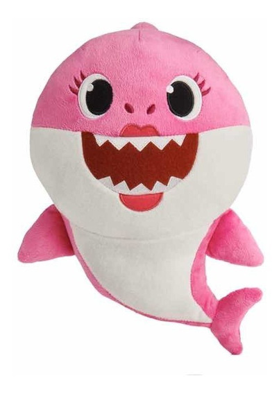 Baby Shark Hermosos Peluches Musicales