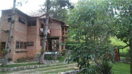 Imagem 1 de 17 de Chácara Com 2 Dormitórios À Venda, 2500 M² Por R$ 954.000,00 - Santa Cruz - Santo Antônio Do Pinhal/sp - Ch0287