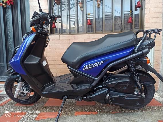 Yamaha Bwis 2013 Todo Al Día, Lista Para Traspaso