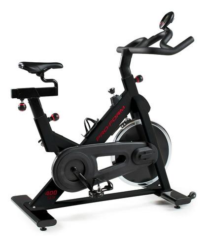 Bicicleta fija tradicional ProForm 400 SPX negra