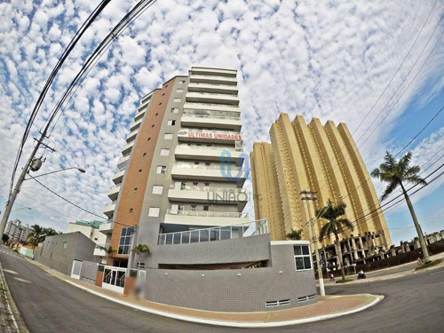 Imagem 1 de 23 de Apartamento Com 1 Dormitório À Venda, 52 M² Por R$ 328.000,00 - Mirim - Praia Grande/sp - Ap0244
