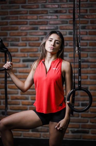 Playera Tank De Entrenamiento Fitness Gym Ropa Deportiva