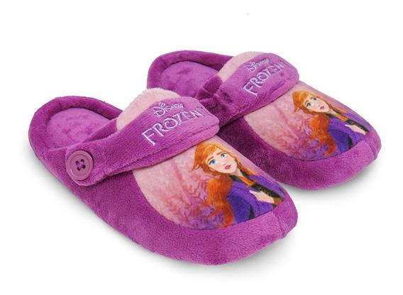 Pantufa Infantil Kick - Frozen