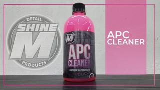 Shine M Apc Cleaner Limpiador Multiproposito Interior