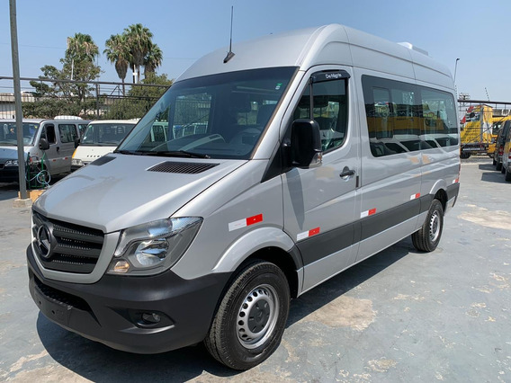 Mercedes Sprinter 415 2.2 Executiva 2019 0km