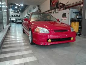 Honda Civic 1.6 Ex Coupe 1999