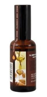 Aceite Tratamiento Capilar Argan Oil 50ml Nuspa From Morocco
