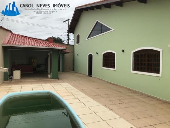 3119-linda Casa Em Itanhaém Com Piscina !!! Imperdível