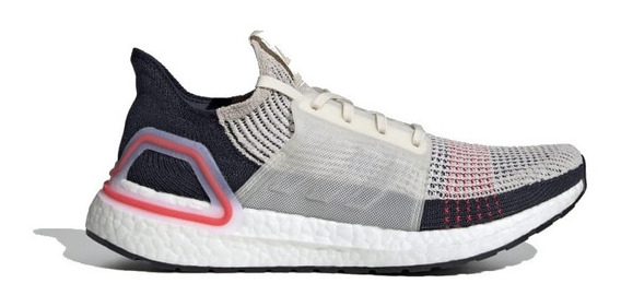 Tênis adidas Ultraboost Para Corrida 2019 Numero 39-45 Azul