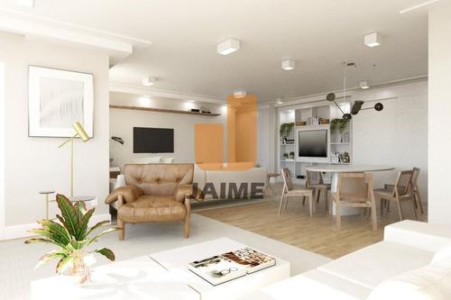 Apartamento À Venda Em Rua Pará, Higienópolis, Com 2 Quartos, 153 M² - Ja2584