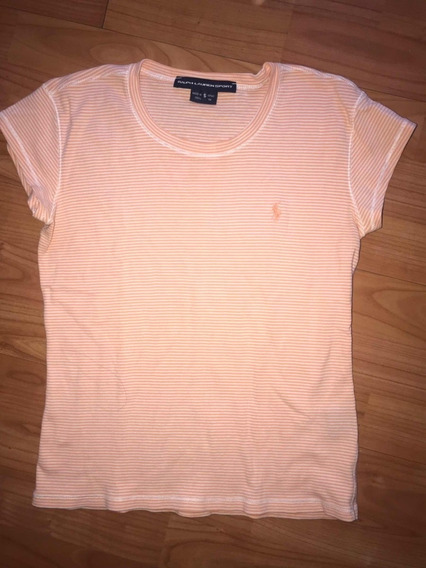 Polo Ralph Laurent Playera Dama Talla S