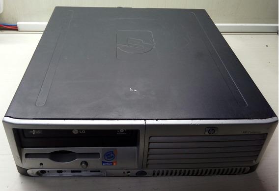 Cpu Hp Dc5100 Sff Pentium 4 2.80ghz 2gb 80gb