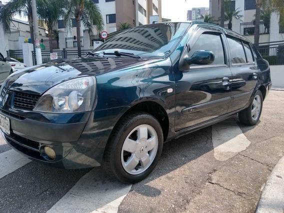 Renault Clio Sedan 1.6 16v Privilegie Hiflex