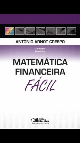 Matemática Financeira Fácil - 14° Edição