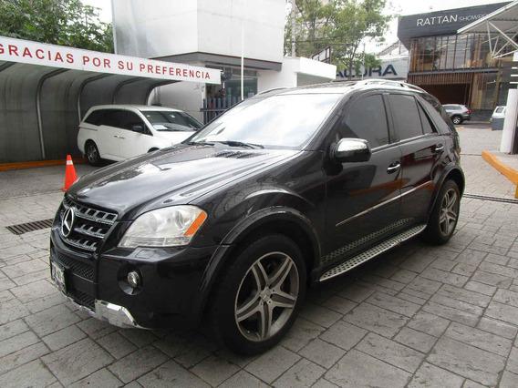 Mercedes-benz Clase M 5p Ml 63 Amg Aut