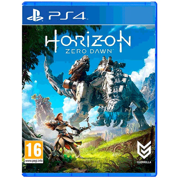 Horizon Zero Dawn Legendado - Ps4