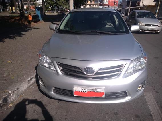 Toyota Corolla 2012 1.8 16v Gli Flex 4p