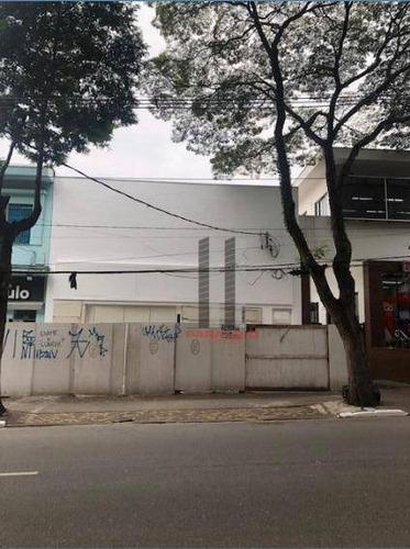 Salão Para Alugar Por R$ 26.000/mês - Belém - São Paulo/sp - Sl0316