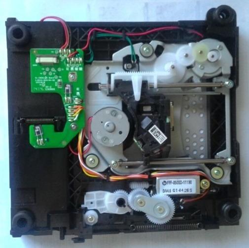 Mecanismo Completo Dvd - Hbuster - Hbd9540av 050sd - 11190