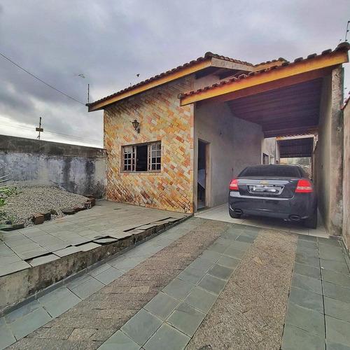 Sobrado Lado Linha - Cidade Nova Peruíbe - Peruíbe/sp - 15245