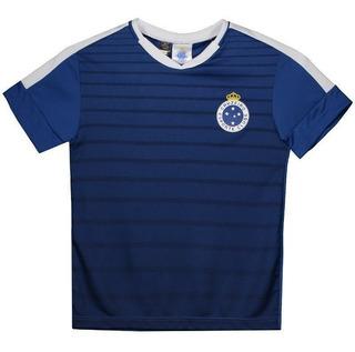 Camisa Cruzeiro Strike Infantil