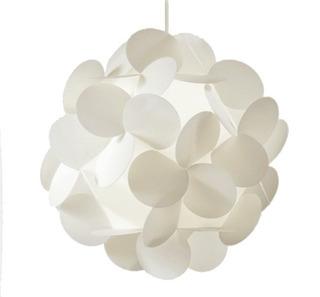 Lámpara De Diseño Colgante De Techo Linea Flor