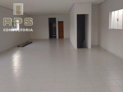 Imagem 1 de 15 de Salão Comercial Para Locação - Jardim Das Cerejeiras - Atibaia - Sp - Sl00010 - 4832101