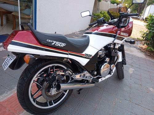 Imagem 1 de 7 de Honda 750 F