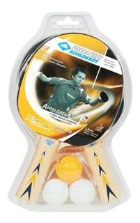 Kit Tênis De Mesa Donic Appelgren 2 Player Set 300