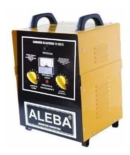 Imagen 1 de 5 de Cargador Bateria 30 Amp P/12 Bat 6v 6 Bat 12v Aleba Car-008