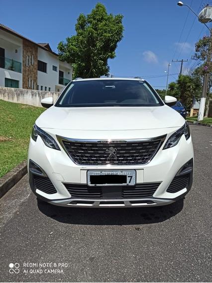 Peugeot 3008 1.6 Griffe Pack Thp 16v Flex 4p Automático