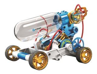 Kit Para Armar Coche Con Motor Aire Comprimido Steren K-692