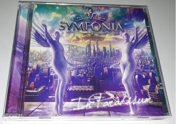 Symfonia - In Paradisum (c/ Andre Matos Ex Angra) Cd Lacrado