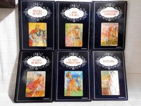 Coleção Melhoramentos 6 Livros Historias Infantis