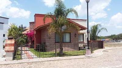 Se Vende Casa Con Estilo Mexicano Contemporáneo En Tequisquiapan, Querétaro